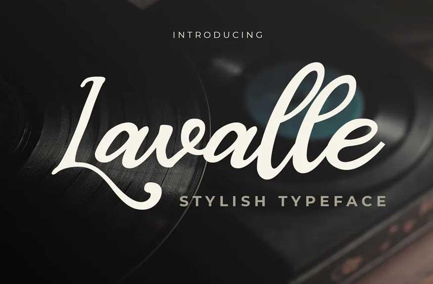Lavalle Font