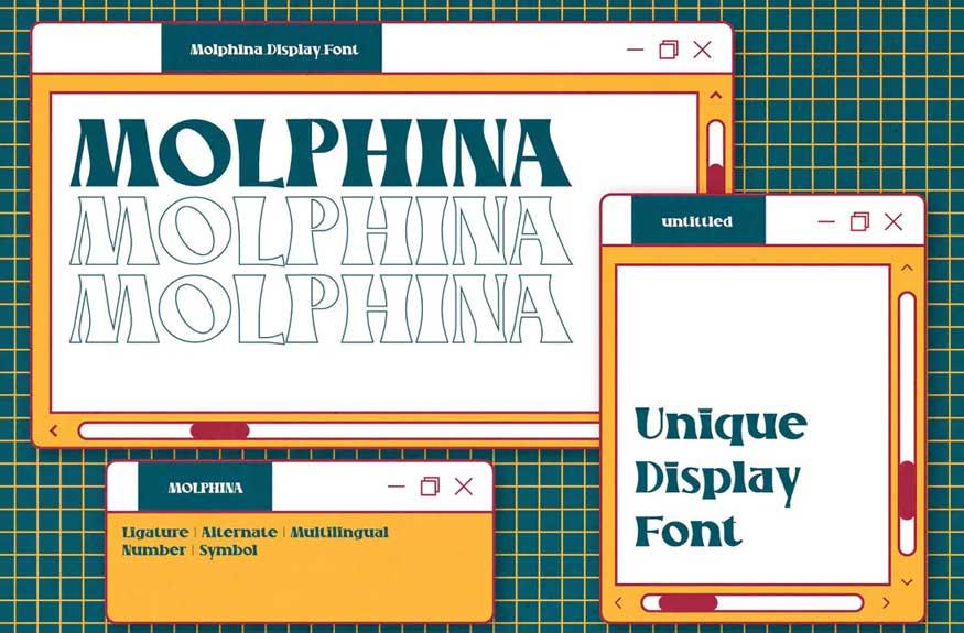 Molphina Font
