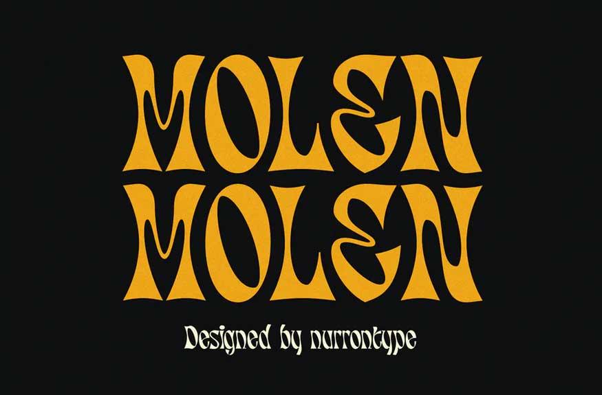 Molen Font