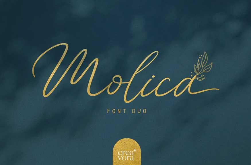 Molica Font