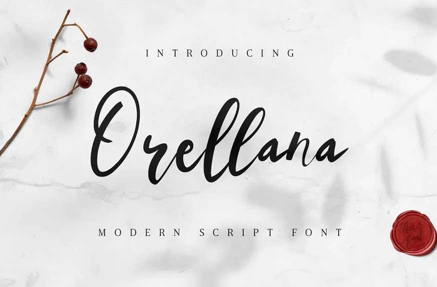 Orellana Font