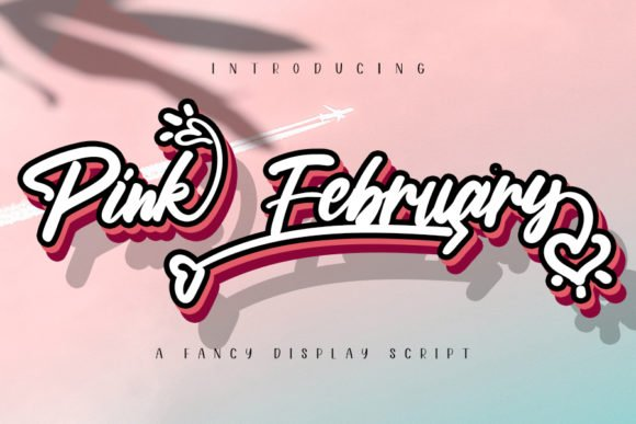 Pink February Font