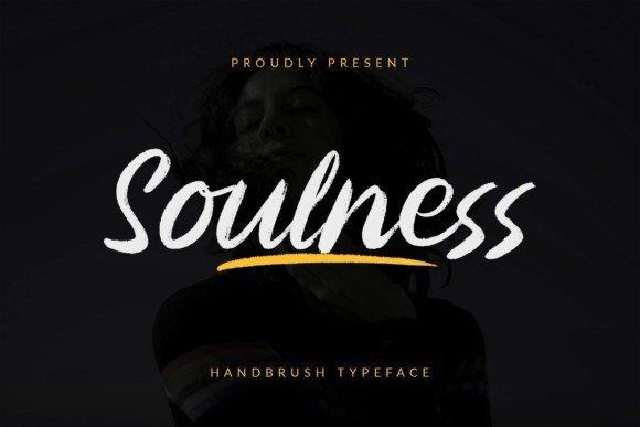Soulness Font
