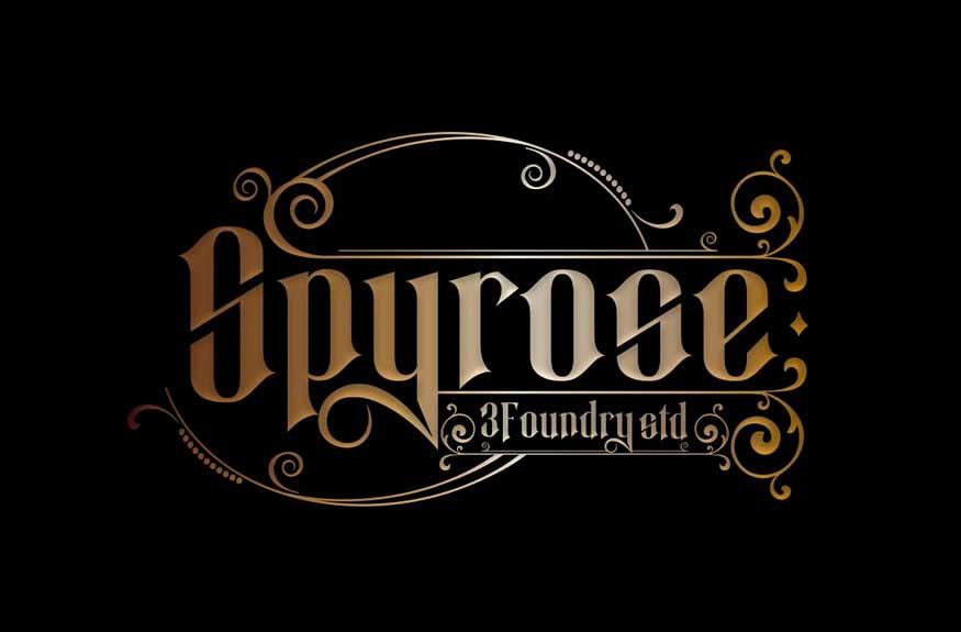 Spyrose Font