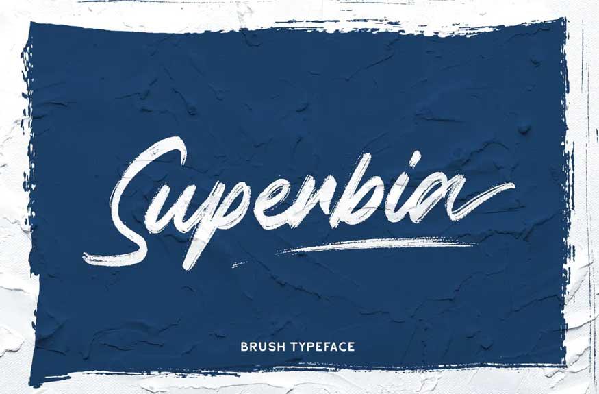 Superbia Font