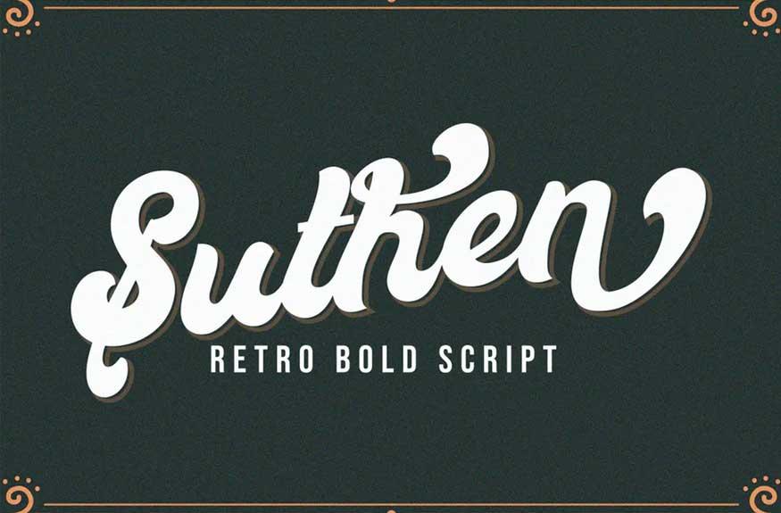 Suthen Font