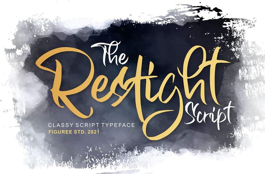 The Restight Script