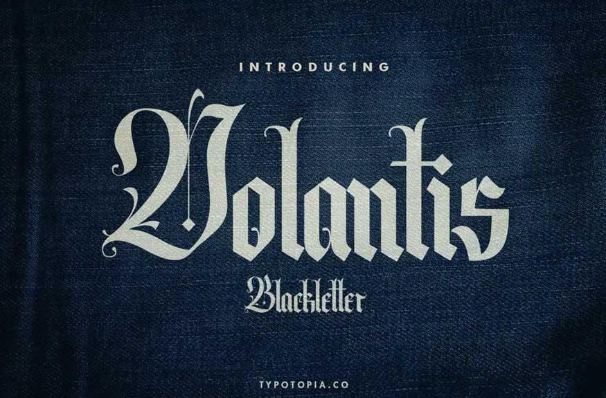 Volantis Font