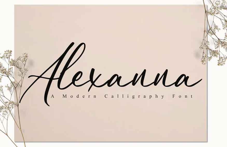 Alexanna Font
