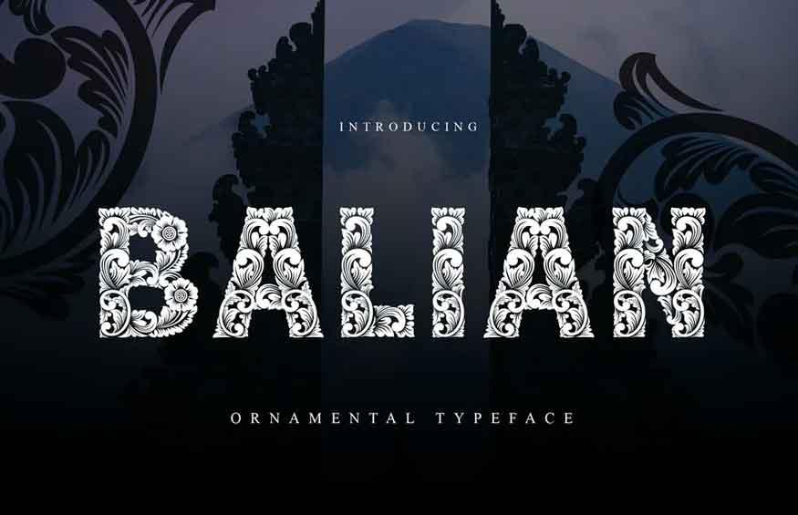 Balian Font