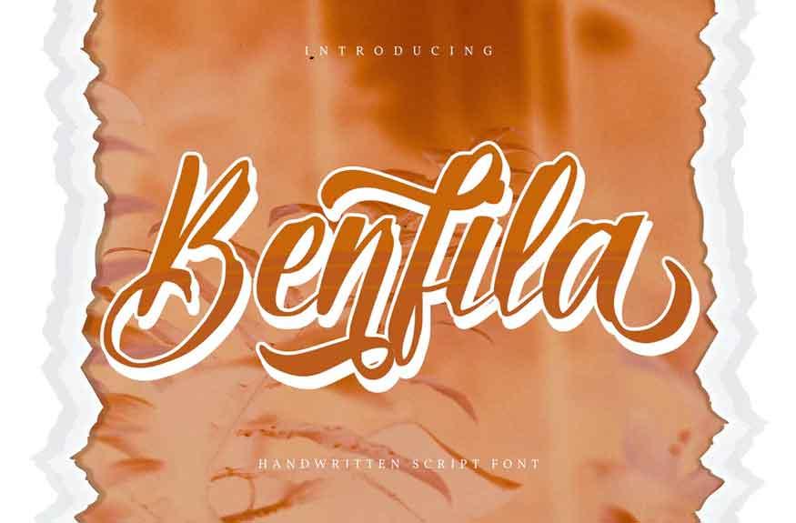 Benfila Font