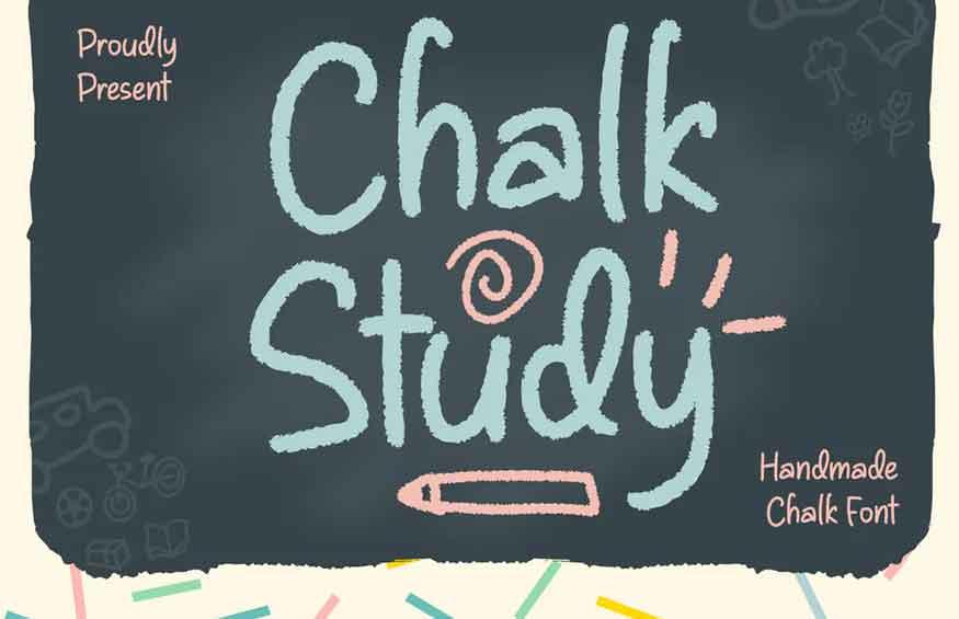 Chalk Study Font