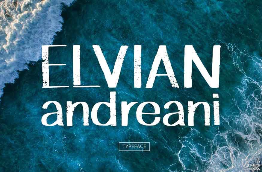 Elvian Font