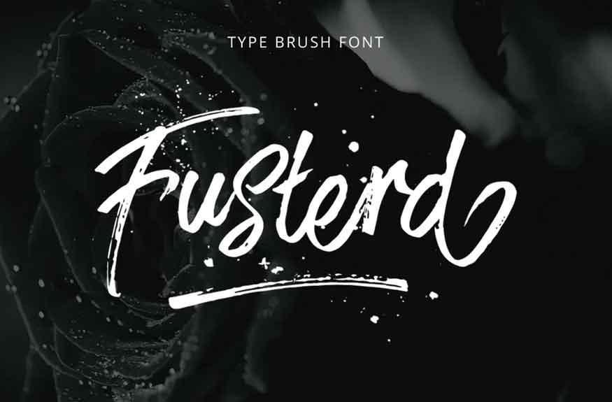Fusterd Font