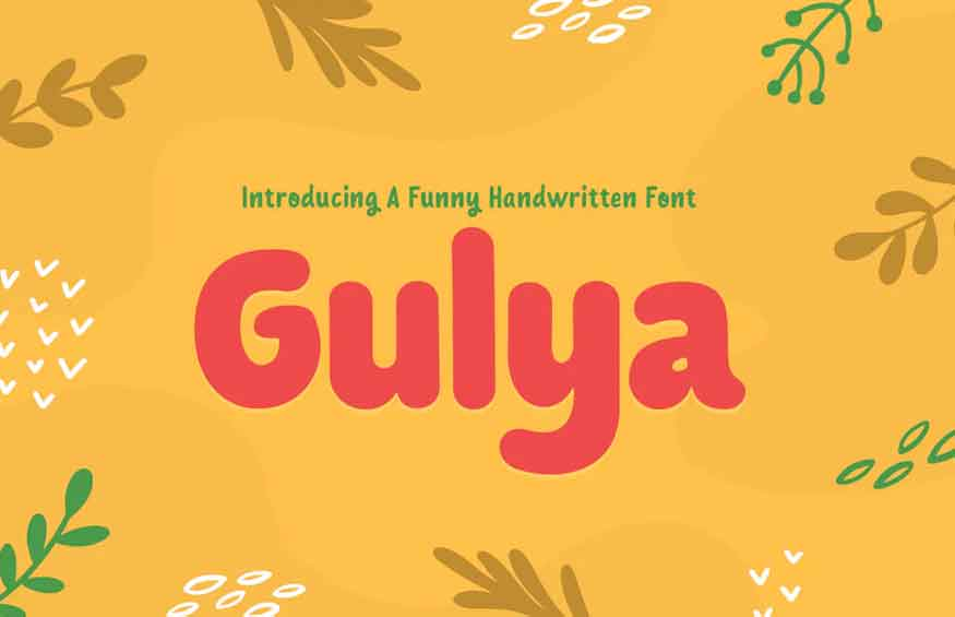 Gulya Font