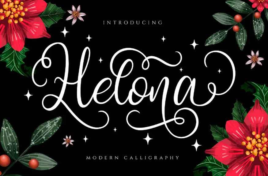 Helona Font