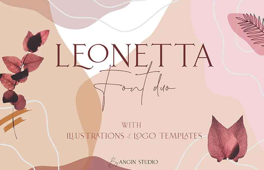 Leonetta Font Duo