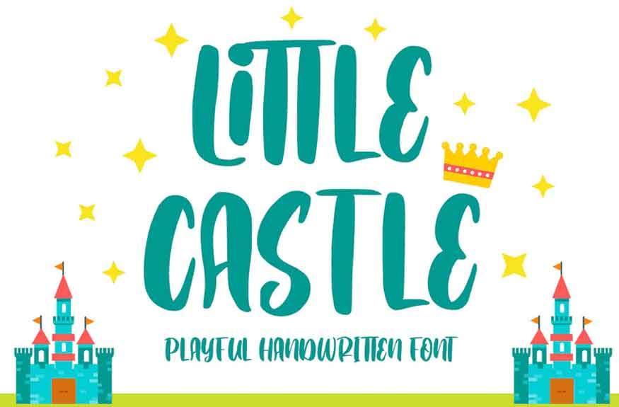 Little Castle Font