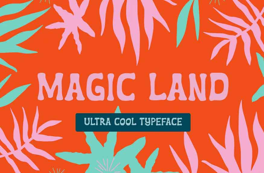 Magic Land Font