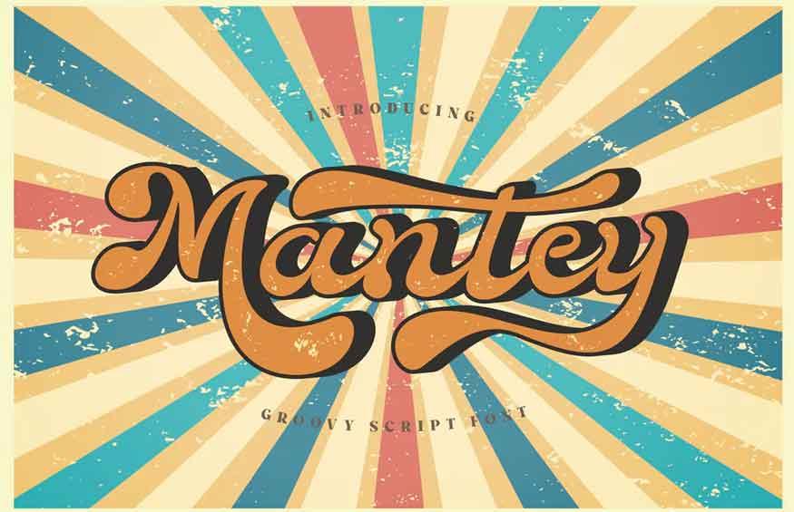 Mantaey Font