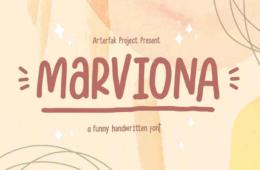 Marviona Font