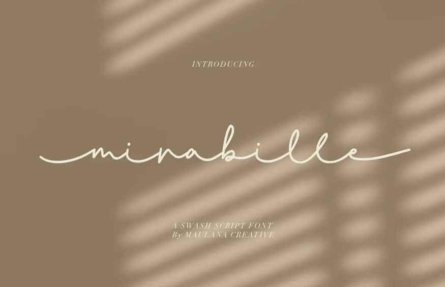 Mirabille Font
