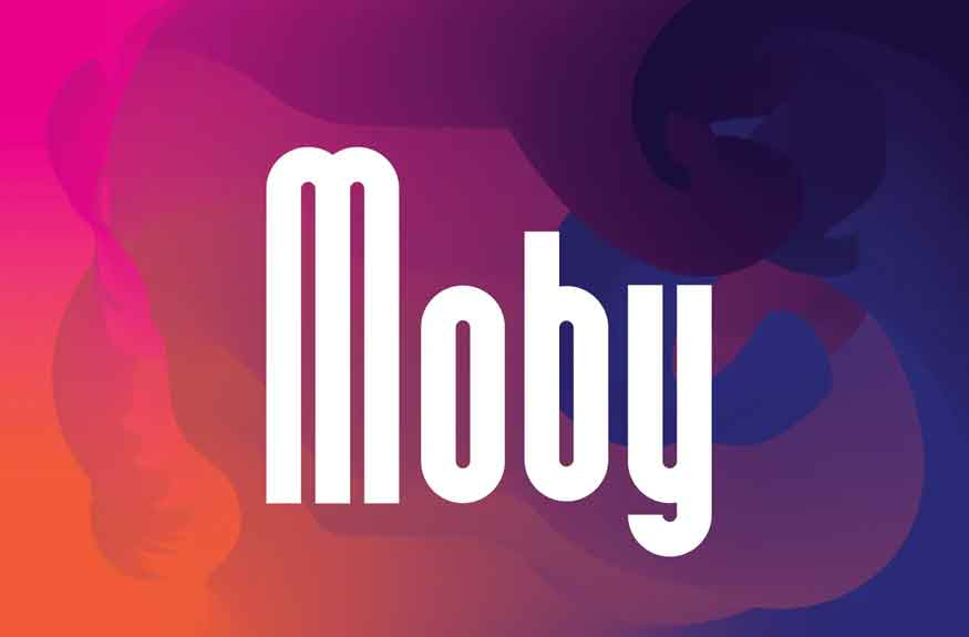 Moby Font