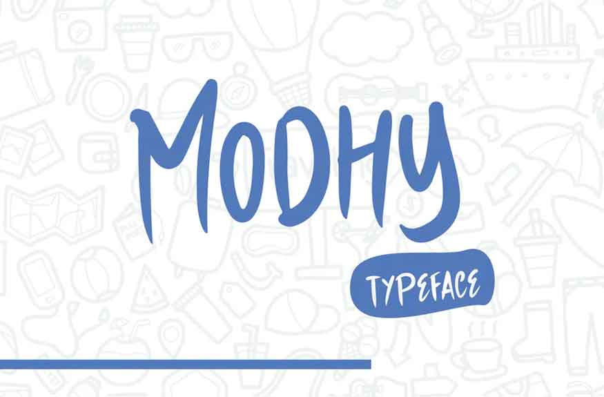 Modhy Font