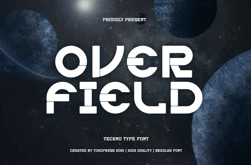 Overfield Font