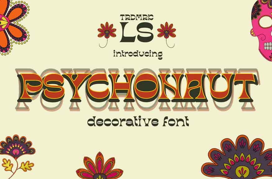Psychonaut Font