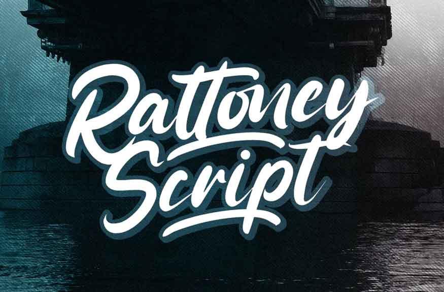 Rattoney Font