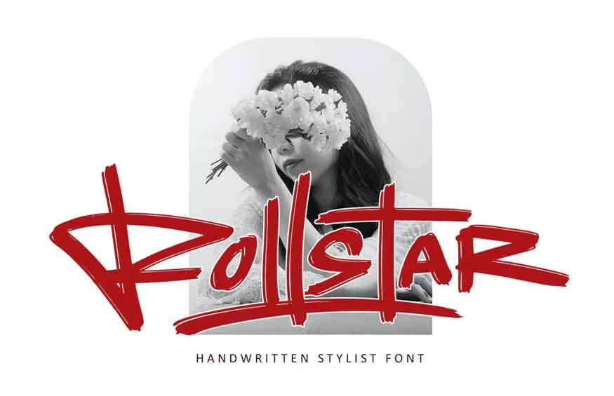 Rollstar Font