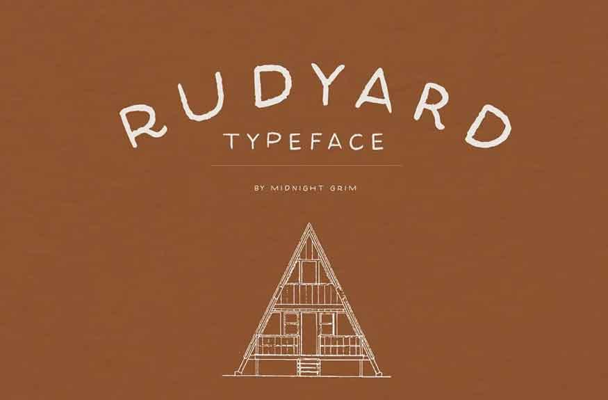 Rudyard Font