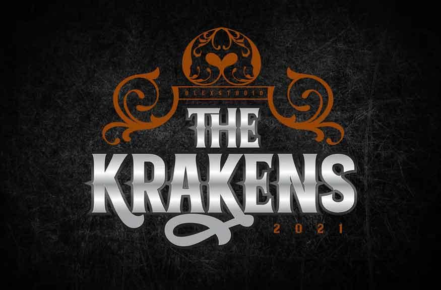 The Krakens Font