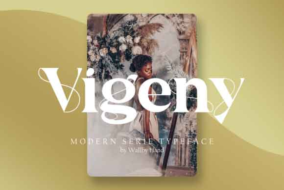 Vigeny Font