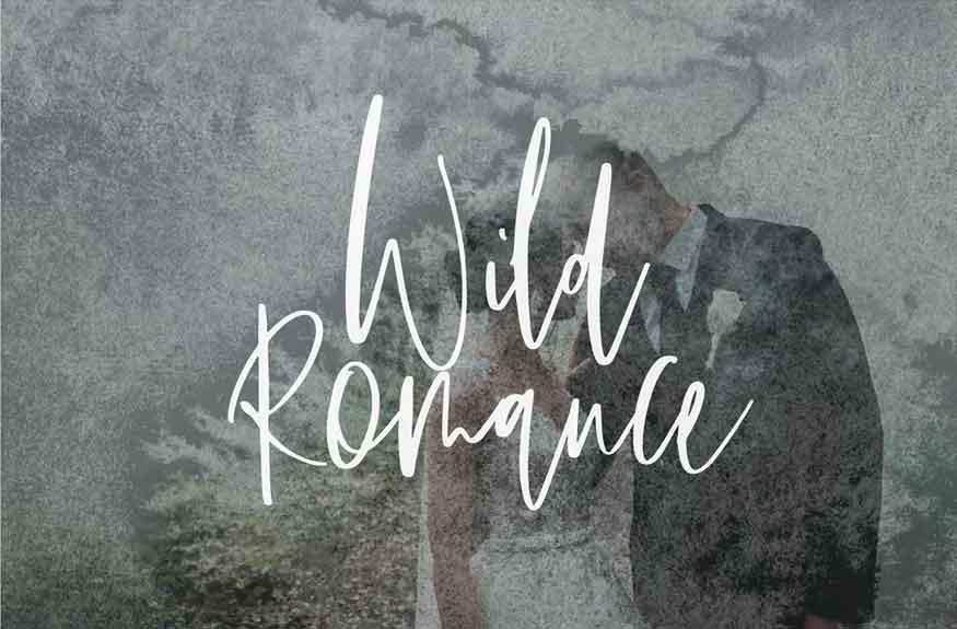 Wild Romance Font