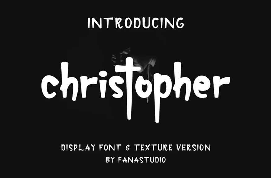Christopher Font