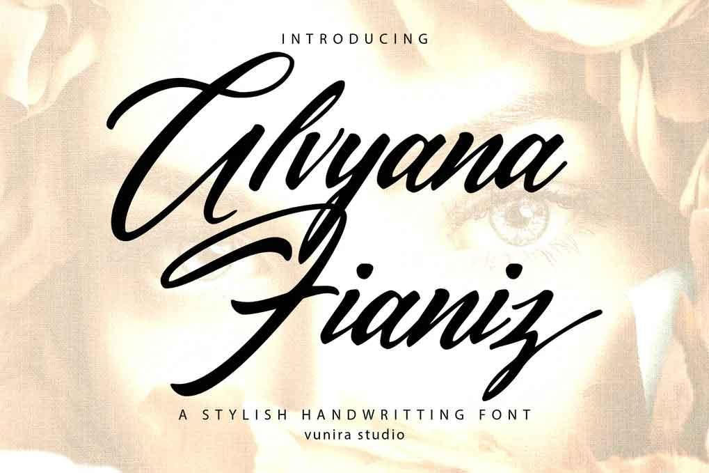 Alvyana Fianiz Font