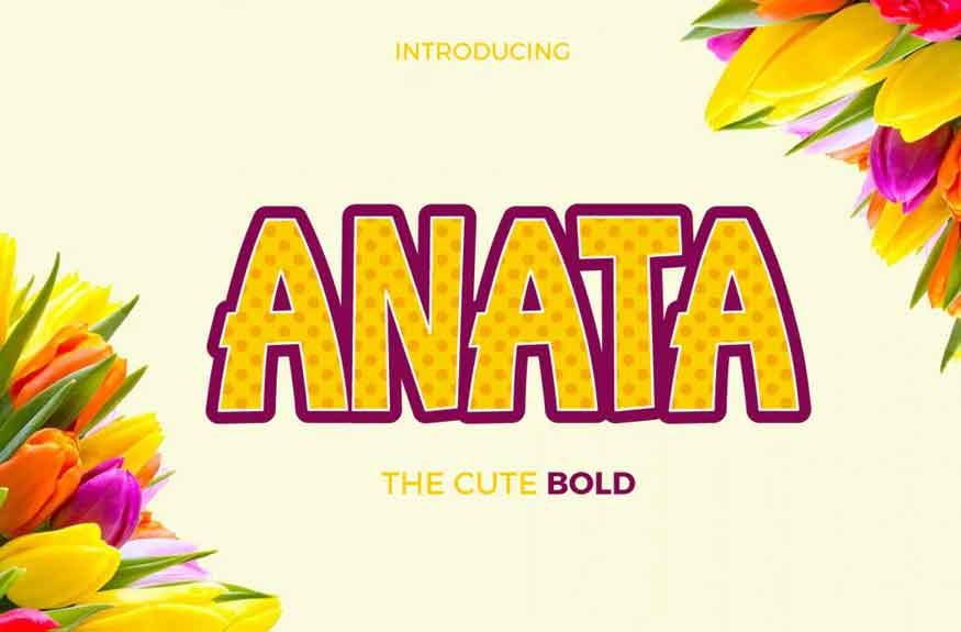 Anatawa Font