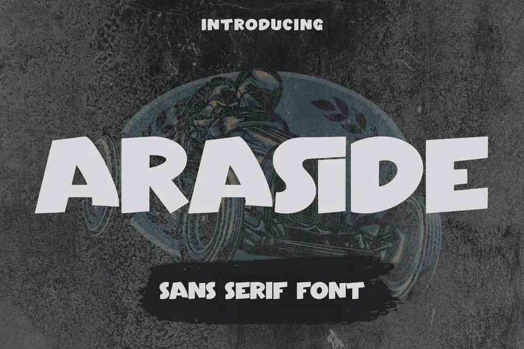 Araside Font