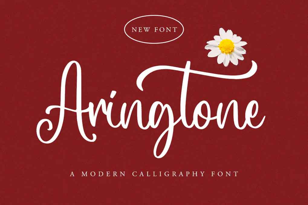 Aringtone Font