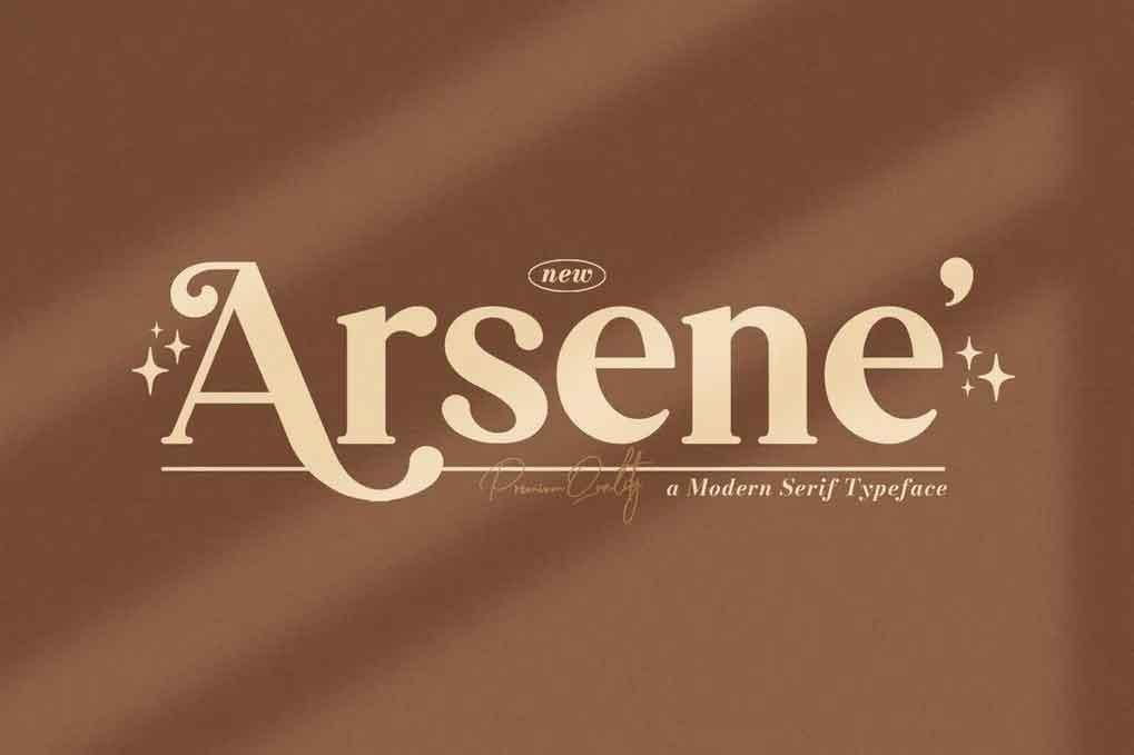Arsene Font