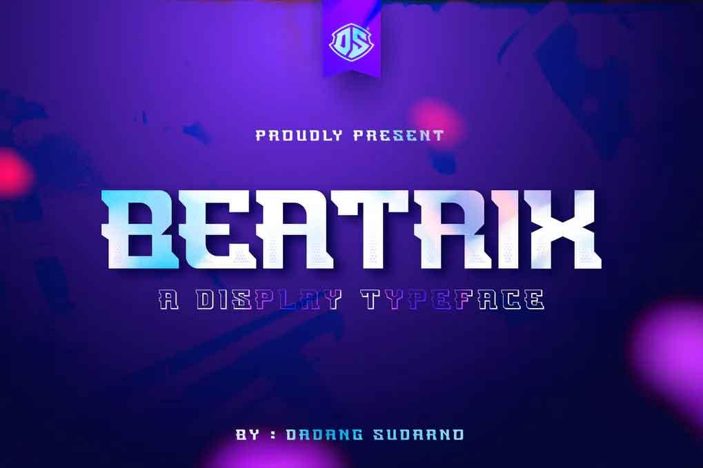Beatrix Font
