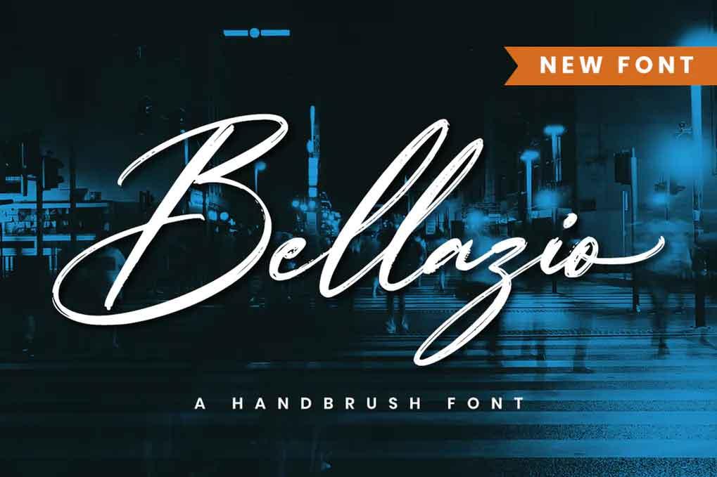 Bellazio Font
