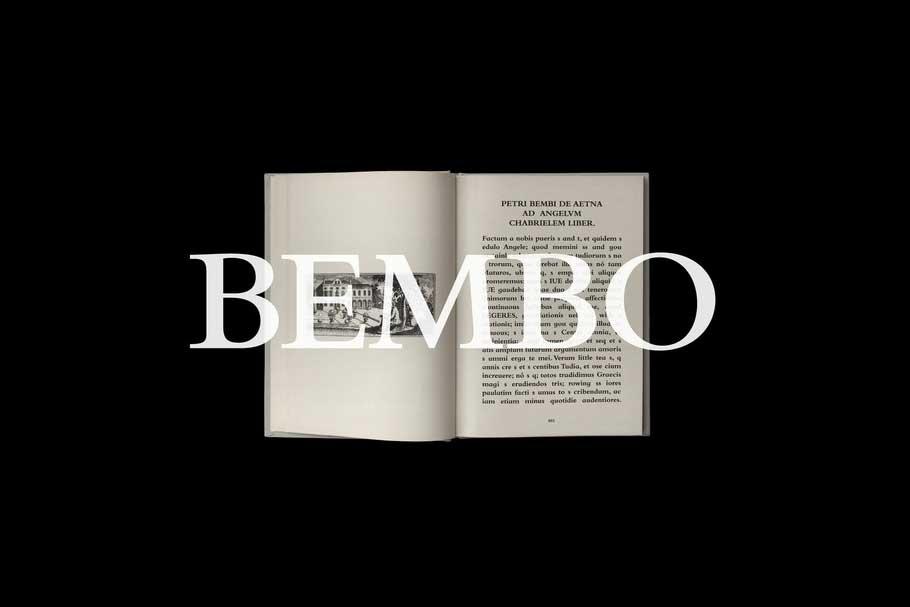 Bembo Font