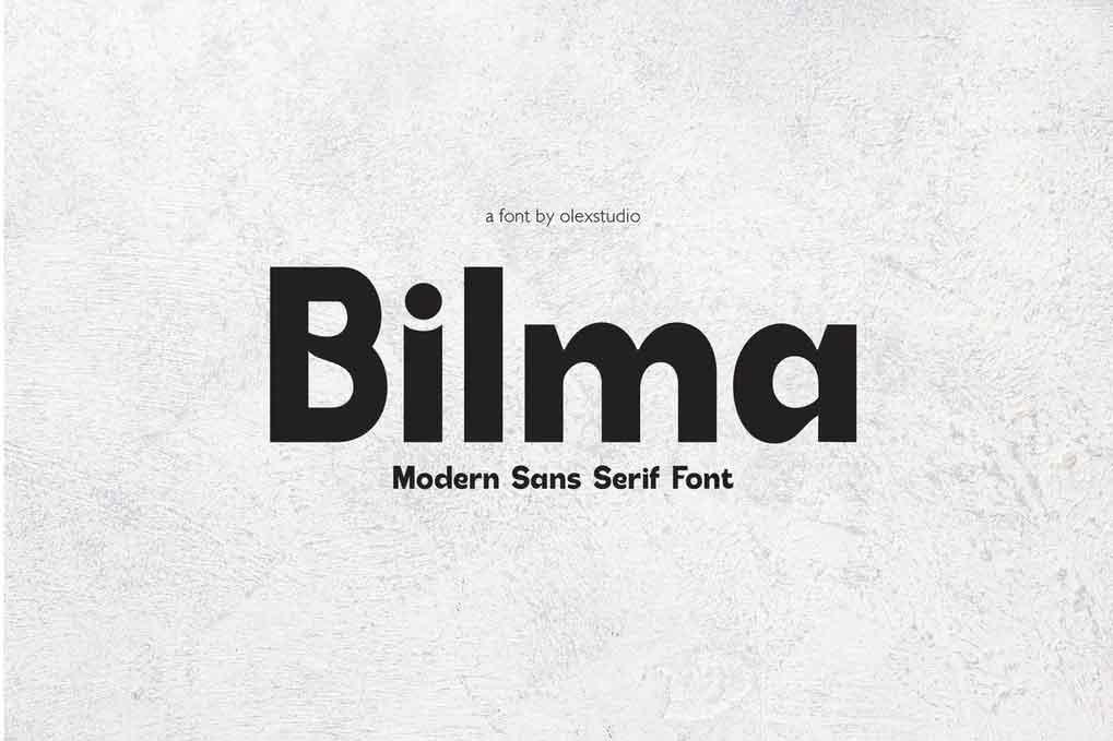 Bilma Font