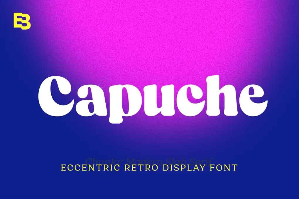 Capuche Font