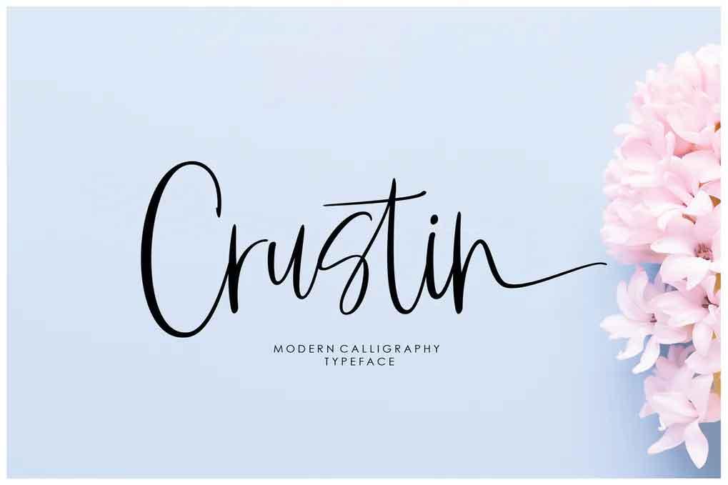Crustin Script