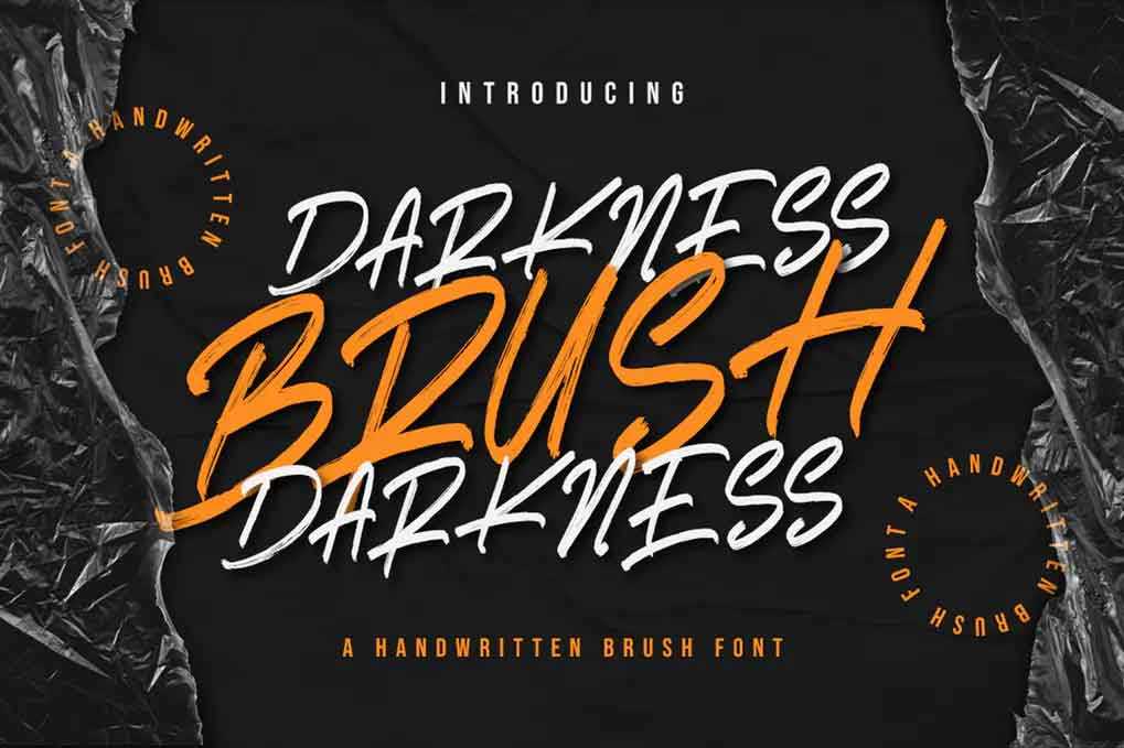 Darkness Brush