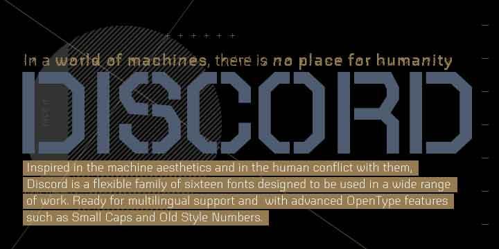 Discord Font